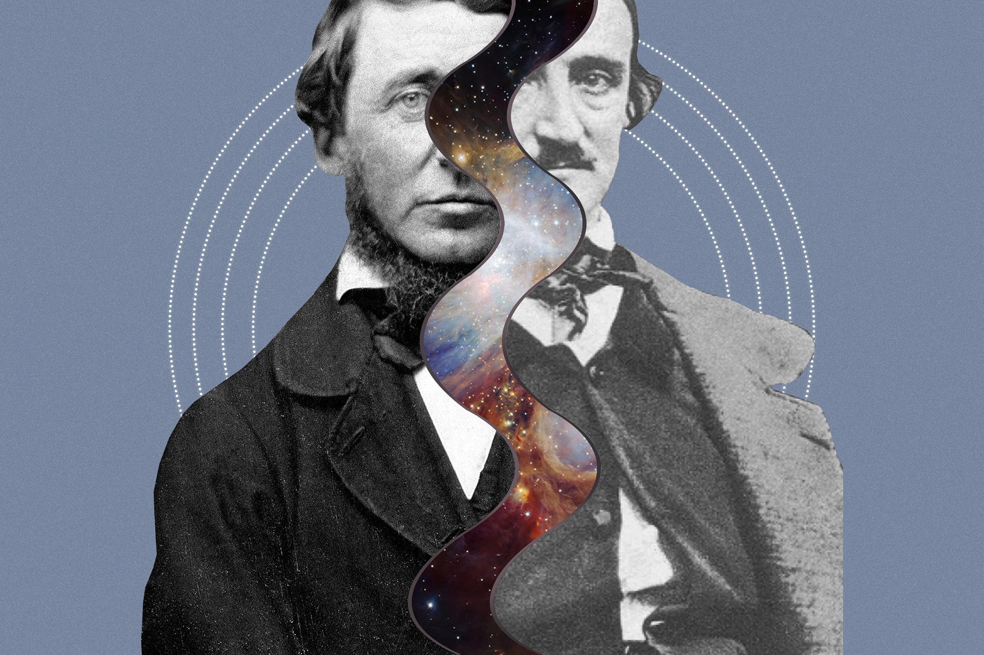Thoreau e Poe